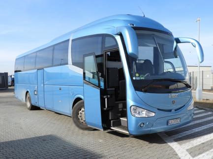 SCANIA IRIZAR I612.35 Euro 6