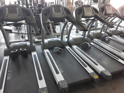 Treadmill Mega Form M7200 Luxury