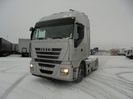 Iveco STRALIS AS 440S46 T/P-ECO 4x2 EURO 5