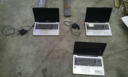 Laptop Asus R556LA nr seryjny: G5N0CV07F462205