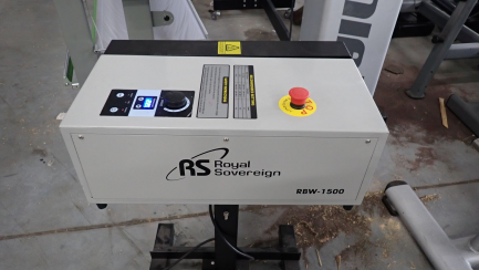 Banner welding machine AS Royal Sovereign RBW-1500