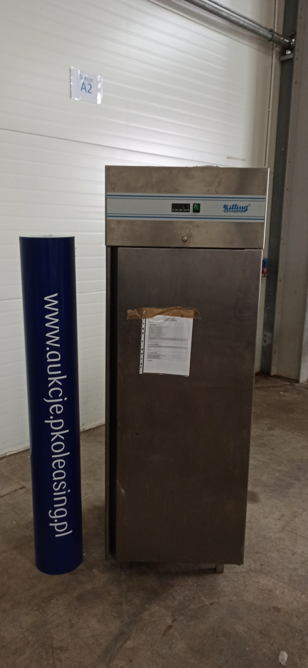 PROMOTION GASTRONOMY 640L freezer cabinet Rilling Krosno Metal AHKMT0640001