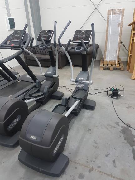 The elliptical trainer Technogym
