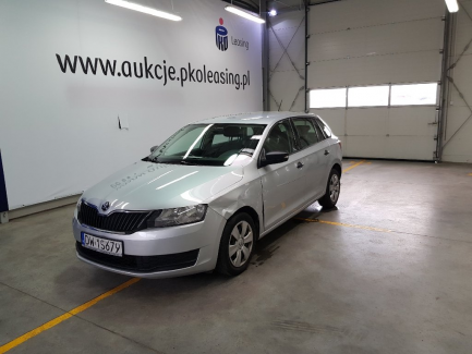 Skoda Rapid Spaceback 1.0 TSI Active
