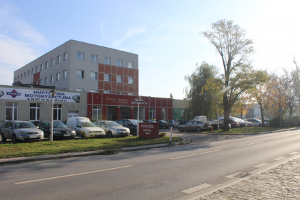 Ogłoszenie! Lokale użytkowe w Kutnie przy ul. Łąkoszyńskiej 127