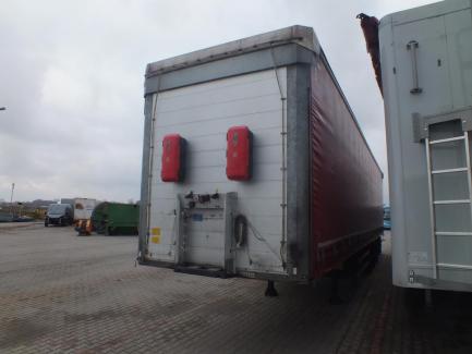 SCHMITZ CARGOBULL SCB*S3T Curtain semi-trailer