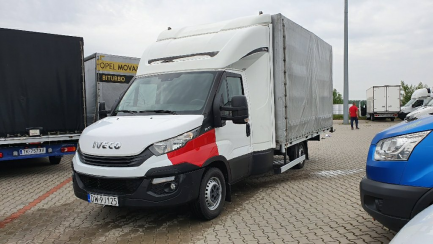 Iveco DAILY 35S18 Euro 6 2998ccm - 180KM 3,5t 16-