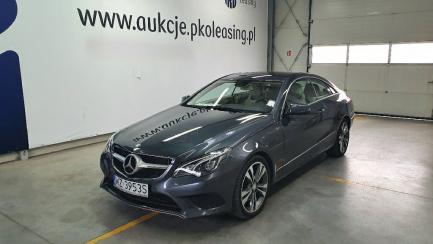 Mercedes-benz E 400 Coupe [C 207] 13-16