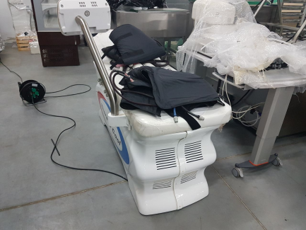 ARB Systems S.L. Therapy bed for contrasts and cryolipolysis. Therapy Cool