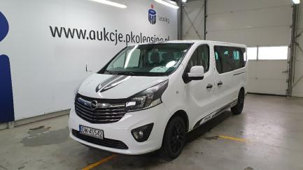 Opel Vivaro 1.6 BiTurbo CDTI Euro 6 1598ccm - 145HP