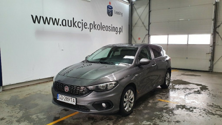 Fiat Tipo 1.6 E-Torq 16v Pop aut No LPG documents