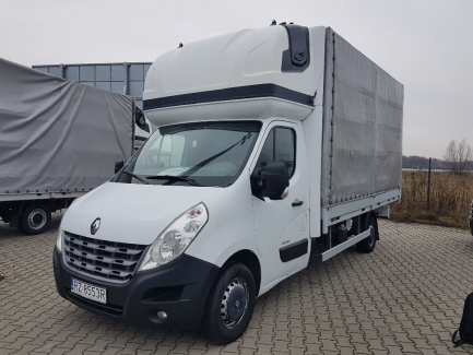 AUCTION OF THE DAY RENAULT Master dCi 150 L3 Pack Clim Euro 5