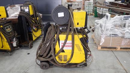 MIG SPARTUS MIG 420H semi-automatic welding machine