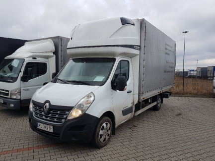 Renault Master dCi 170 Energy Euro 6 2299ccm - 170KM