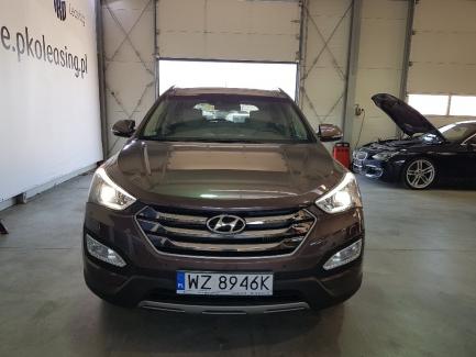 Hyundai Santa-fe  2.2 CRDi Executive 7os aut