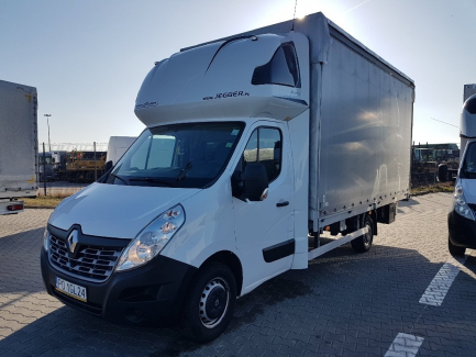 RENAULT Master dCi 170 Energy L3 Pack Clim Euro 6