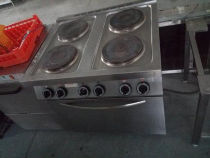 Catering equipment set