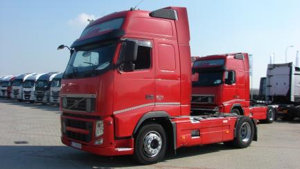 Volvo FH 500 4x2 Globetrotter XL Euro 5