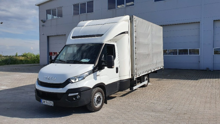 Iveco DAILY Euro 6 2998ccm - 180HP 3,5t 16-