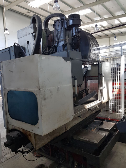 TDPE-600M EDPROM vertical machining center