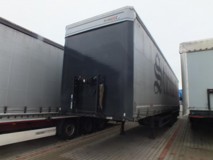 KOGEL S24-1 curtain semi-trailer