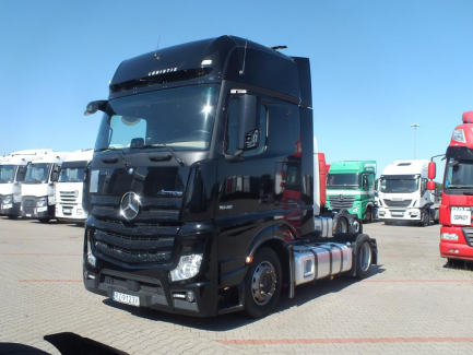 Mercedes-benz Actros Euro 6 12809ccm - 476HP 18t 11-19