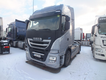 Iveco STRALIS AS 440S48 T/P XP 4x2 Hi-Way Euro 6