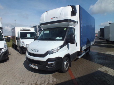 Iveco Daily 35S18 Euro 6 + lift