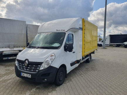 AUCTION OF THE DAY Renault Master dCi 170 Energy Euro 6 2299ccm - 170HP 3,5t