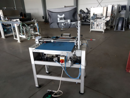 FTS devices for assembly of molds for Heaford FTS 500 narrow-band machines