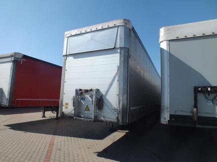 Curtain semi-trailer SCHMITZ SCB * S3T