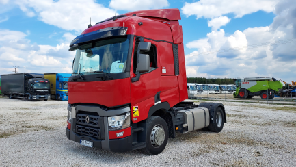 Renault T 460 E6 18.0t 4x2 X-LOW Night & Day
