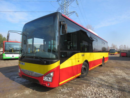 Advertisment Iveco Crossway LE 10.8 TECTOR 7