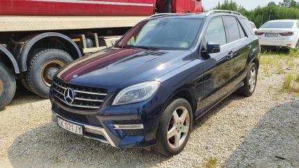 Mercedes-benz ML 350 BlueTec 4-Matic
