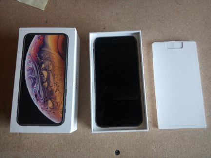 Apple Iphone XS 64Gb Gold smartphone