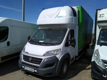 AUCTION OF THE DAY Fiat Ducato Maxi MJ L4 Euro 5