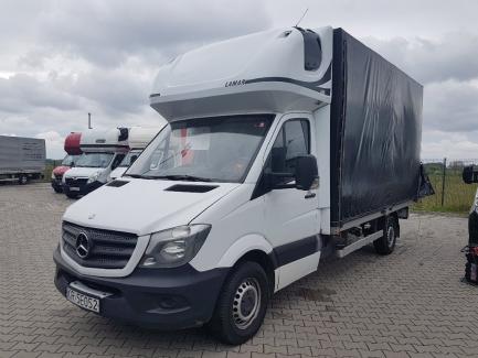 Mercedes-Benz Sprinter 313 CDI 906.135 Euro 5