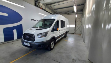 Ford Transit FT 350 2.0 TDCi E6 3.5t L4 Ambiente