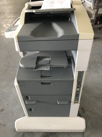 HP LaserJet M5035 MFP printer