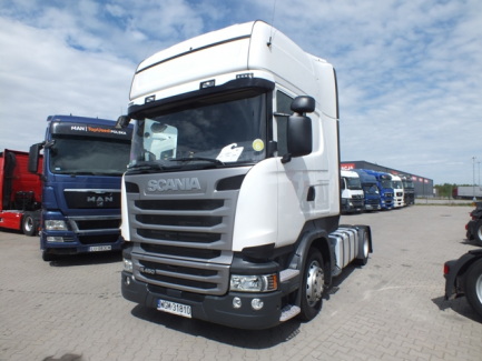 SCANIA R450 A4x2EB Highline Euro 6