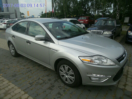 Ford Mondeo 2.0 TDCi Silver X Plus