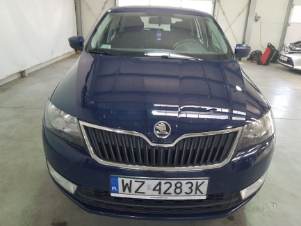 SKODA Rapid Spaceback  1.6 TDI DPF Ambition Max