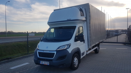 AUCTION OF THE DAY Peugeot Boxer 435 HDi L4 Euro 5