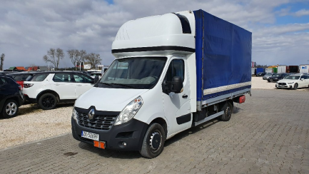 Renault Master dCi 165 Energy Euro 5 2299ccm - 163HP 3,5t