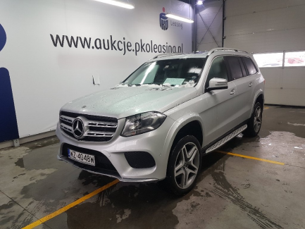 Mercedes-Benz GLS 350 d 4-Matic