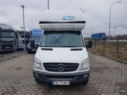 MERCEDES-BENZ Sprinter 316 CDI 906.135 Euro 5