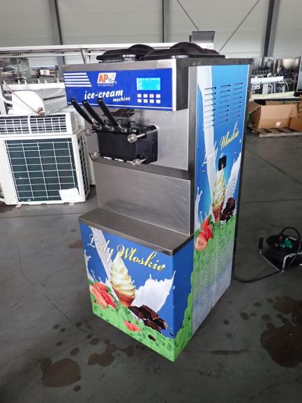 Ice cream machine AP POLSKA S.C. AP ice-cream 3218