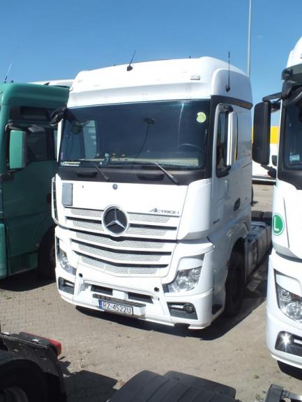 Mercedes-benz Actros Euro 6 12809ccm - 449HP 18t 11-19
