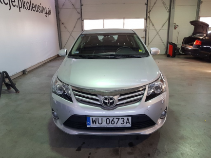 Toyota Avensis 2.0 Sol