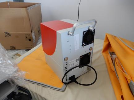 EraFLASH - automatyczny aparat do oznaczania temperatury zapłonu ERALYTISC GmbH